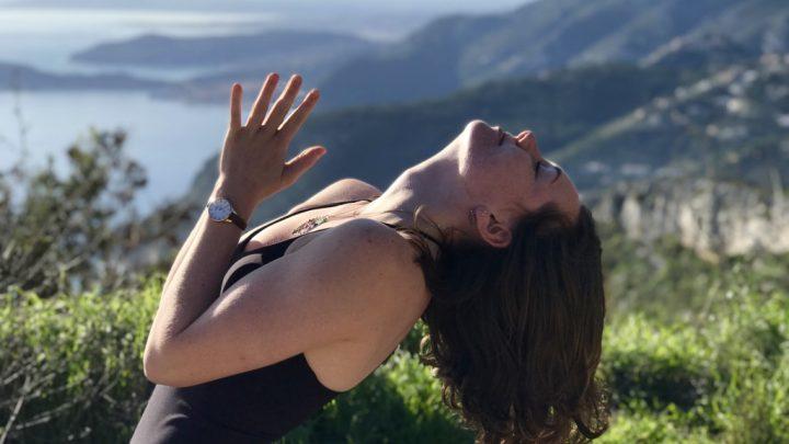 Kelly éclat de vie Découverte Yoga Formation