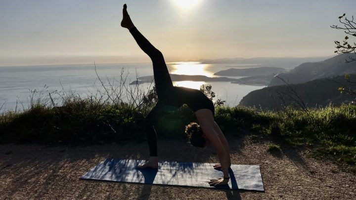 Kelly éclat de vie cours de Yoga