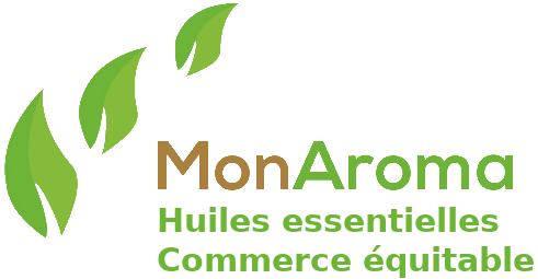 Logo MonAroma Huiles essentielles et végétales
